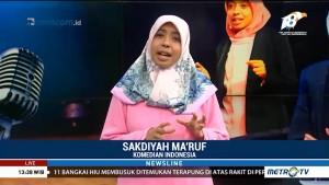 Sakdiyah Ma'ruf - Pemutih Wanita Syarat Istri Solehah