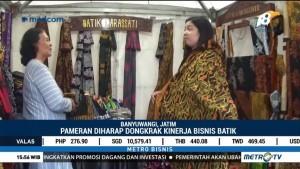 Festival Batik Banyuwangi Dongkrak Kinerja Bisnis UMKM