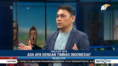 Timnas Indonesia Gagal Fokus Mencapai Target