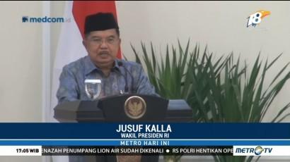 JK Buka Rakernas Dewan Masjid Indonesia