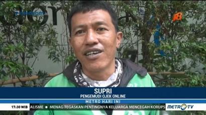 Pengemudi Ojek Online Kecewa dengan Pernyataan Prabowo