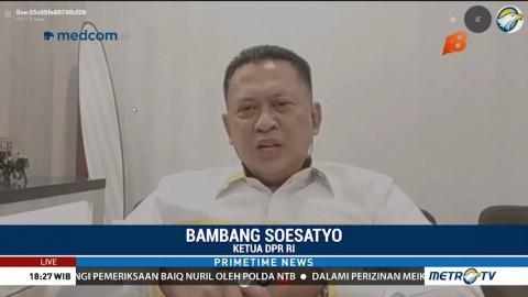 Ketua DPR Janji Selesaikan Prolegnas Sebelum Habis Jabatan