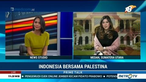 Meutya Hafid: Pemerintahan Jokowi Serius Bela Palestina