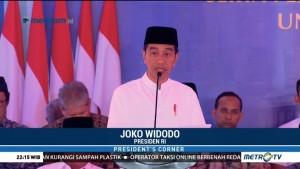 Jokowi Kunjungi Universitas Muhammadiyah Lamongan