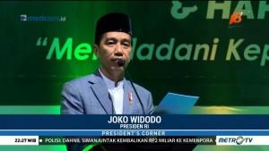 Jokowi Hadiri Peringatan Maulid Nabi di Pekalongan