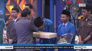 Grand Final Kompetisi Robotik Madrasah 2018 (4)