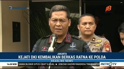 Kejati DKI Kembalikan Berkas Ratna Sarumpaet ke Polda Metro