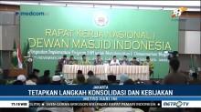 DMI Bahas 10 Program Utama Optimalisasi Fungsi Masjid