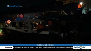 Kapal Tenggelam di Selat Bali, 7 ABK Dinyatakan Hilang