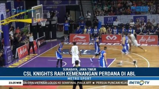 CLS Knights Indonesia Raih Kemenangan Perdana di ABL