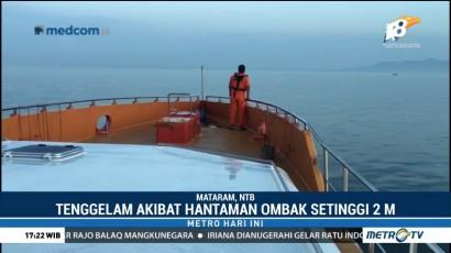Tim SAR NTB Terus Cari Korban KM Multi Prima I yang Hilang