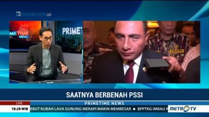 Pengamat: Desakan Pembenahan PSSI Jangan Berhenti di Media Sosial