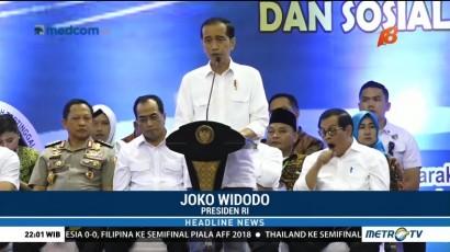 Jokowi: Dana Desa Harus Berputar untuk Perekonomian