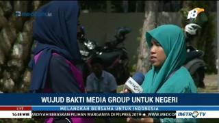 Wujud Bakti Media Group untuk Negeri (2)