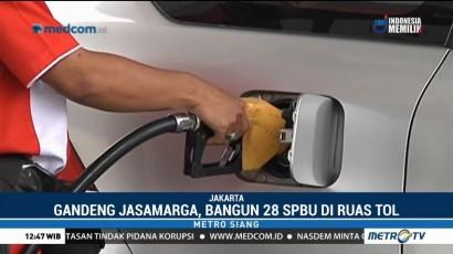 Pertamina Gandeng Jasa Marga, KAI dan PT Pos Jaga Pasokan BBM