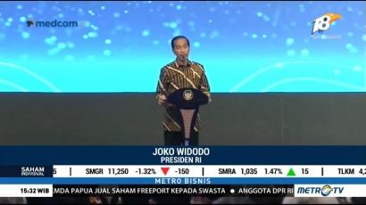 Jokowi Puji Keberanian BI Naikkan Suku Bunga Acuan