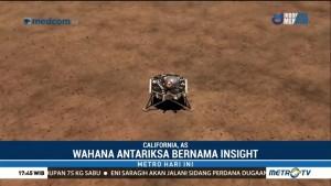Robot Milik NASA Mendarat di Mars