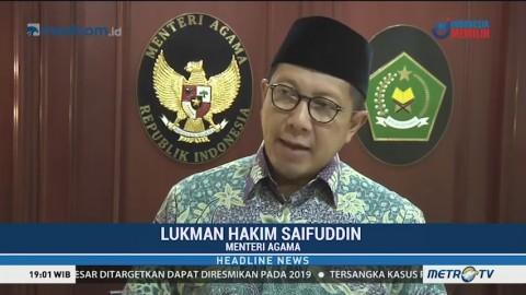 Kuota Haji 2019 Tidak Ditambah