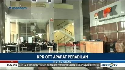 Hakim dan Panitera PN Jaksel Terjaring OTT KPK