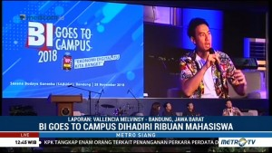 BI Goes to Campus Disambut Antusias di Bandung