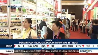 Geliat Bisnis Makanan dan Minuman Impor