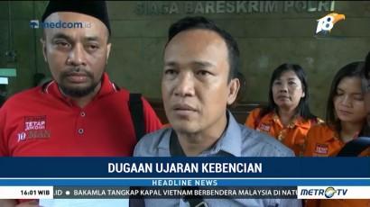 Jokowi Mania Laporkan Habib Smith