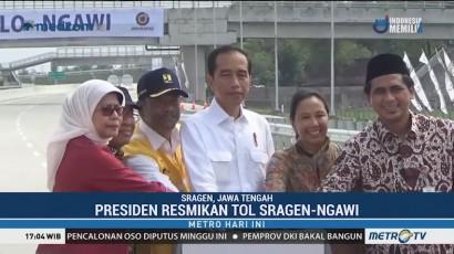 Jokowi Pastikan Tol Trans Jawa Rampung Akhir 2018