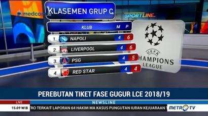 <i>Preview</i> PSG vs Liverpool: Baku Pukul Menuju 16 Besar