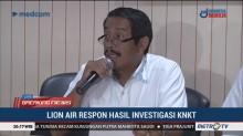 Respons Lion Air atas Hasil Investigasi Awal Lion Air PK-LQP