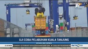 Pelabuhan Kuala Tanjung Ditargetkan Beroperasi Penuh Februari 2019
