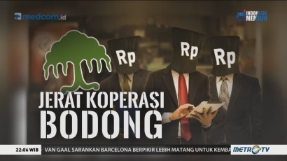 Jerat Koperasi Bodong (1)