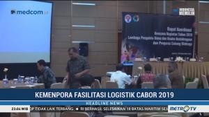 LPDUK Kemenpora Siap Fasilitasi Logistik Cabor 2019
