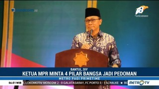 Ketua MPR: Pemuda Muhammadiyah Harus Mampu Tunjukkan Jati Dirinya