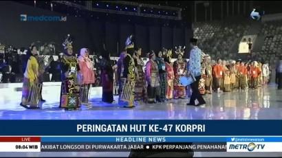 Presiden Jokowi akan Hadiri Upacara HUT ke-47 Korpri di Istora Senayan