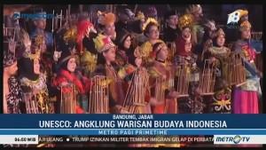 Kemeriahan Perayaan Hari Angklung Sedunia di Bandung