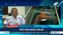 KNKT Minta Kelaikan Lion Air PK-LQP Tak Perlu Ditanyakan Lagi