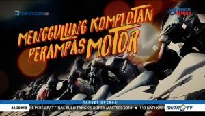 Menggulung Komplotan Perampas Motor (1)