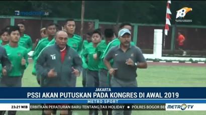 Bursa Pelatih Timnas Indonesia