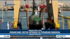 Kapal Selam Mini Baru Angkatan Laut Iran