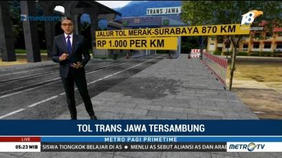 Tol Trans Jawa Tersambung