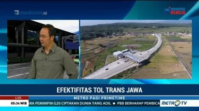 Efektifitas Tol Trans Jawa