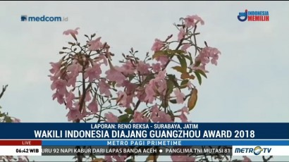 Surabaya Masuk Nominasi Kota Terindah di Dunia
