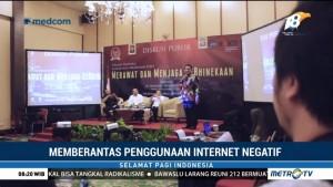 Upaya Pemerintah Berantas Penggunaan Internet Negatif