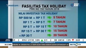 Menkeu Terbitkan Aturan Baru <i>Tax Holiday</i>