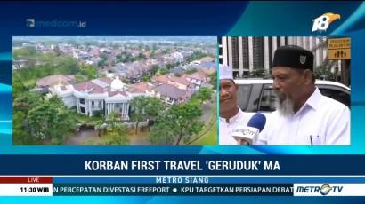 Korban First Travel akan Datangi MA Minta Aset Dikembalikan kepada Jemaah