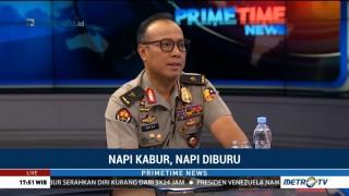 Polisi Selidiki Otak Kaburnya Ratusan Napi di Lapas Banda Aceh
