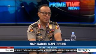 Polisi Imbau Napi yang Kabur dari Lapas Aceh Segera Menyerahkan Diri