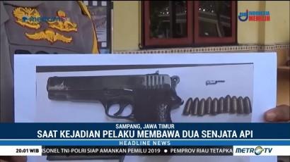Kasus Penembakan Anggota PPS, Polisi Amankan Barang Bukti Baru