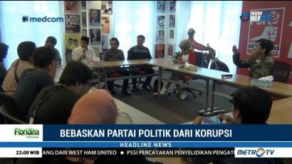 KPK Kunjungi Kantor DPP PSI