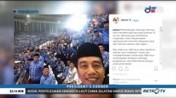 Swafoto ala Jokowi